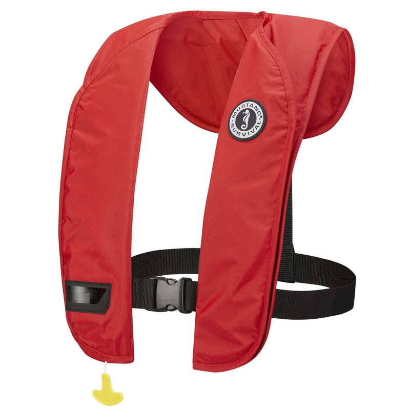 Mustang M.I.T. 100 Inflatable PFD (Automatic) UPDATED,EQUIPMENTFLOTATIONPFD INFLAT,MUSTANG,Gear Up For Outdoors,