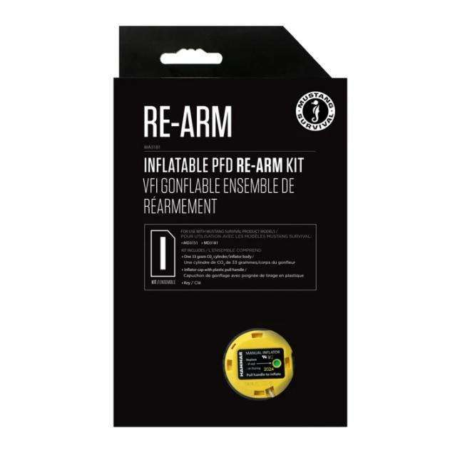 Mustang RE-ARM KIT I - 33G Hammar Manual - MA3181,EQUIPMENTFLOTATIONACCESSORYS,MUSTANG,Gear Up For Outdoors,