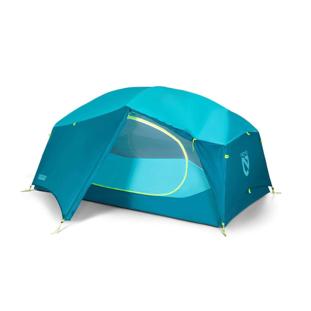 Nemo Aurora 2P Tent (2 Person/3 Season) Footprint Included,EQUIPMENTTENTS2 PERSON,NEMO EQUIPMENT INC.,Gear Up For Outdoors,