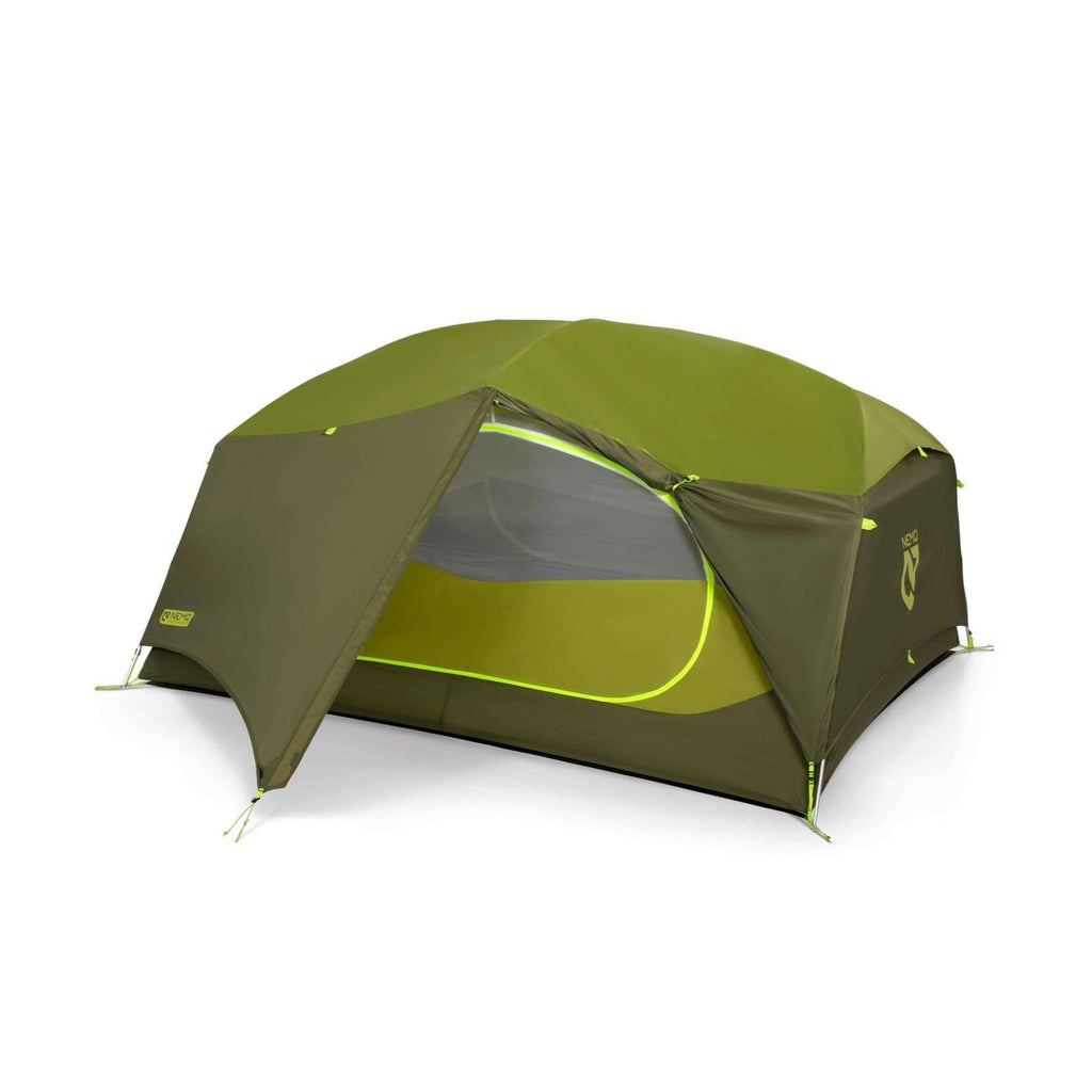 Nemo Aurora 3P Tent (3 Person/3 Season) Footprint Included,EQUIPMENTTENTS3 PERSON,NEMO EQUIPMENT INC.,Gear Up For Outdoors,