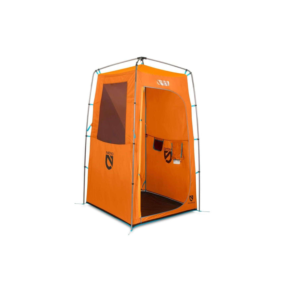 Nemo Heliopolis Shower System,EQUIPMENTTOILETRIESSHOWER,NEMO EQUIPMENT,Gear Up For Outdoors,