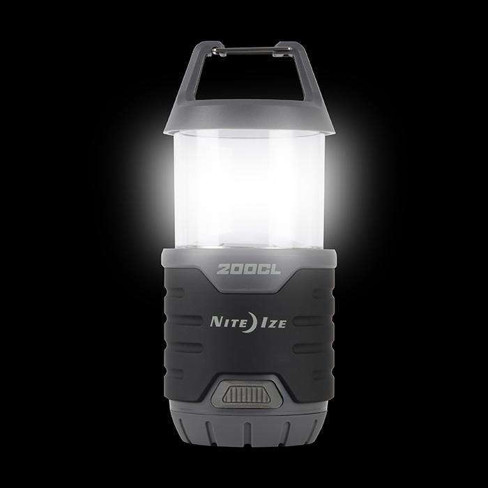 Nite Ize Radiant 200 Collapsible Lantern/Flashlight,EQUIPMENTLIGHTLANTERNS,NITEIZE,Gear Up For Outdoors,