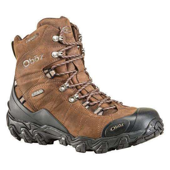 Oboz Mens Bridger 8 inch Insulated Winter Boot,MENSFOOTWINTERHKNG BOOT,OBOZ,Gear Up For Outdoors,
