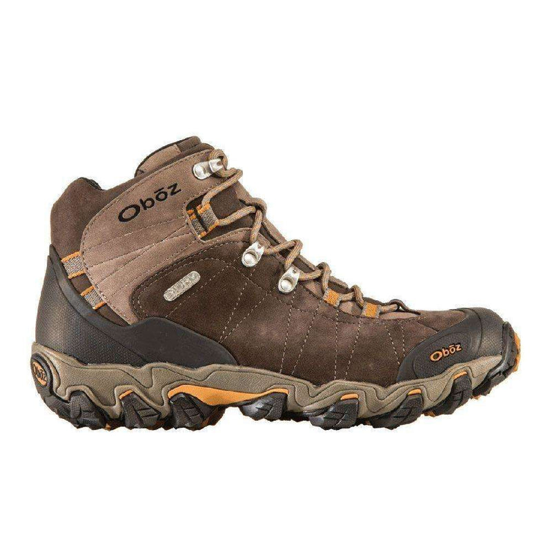 Oboz Mens Bridger Mid B-Dry Hiking Boot,MENSFOOTBOOTHIKINGMID,OBOZ,Gear Up For Outdoors,