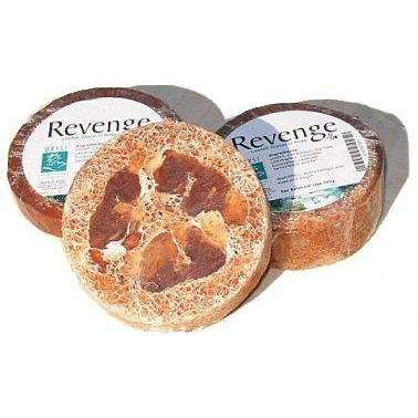Orysi Revenge Loofah Soap,EQUIPMENTPREVENTIONBUG STUFF,ORYSI,Gear Up For Outdoors,