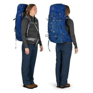 Osprey Womens Ariel 65L Backpack Updated,EQUIPMENTPACKSUP TO 90L,OSPREY PACKS,Gear Up For Outdoors,