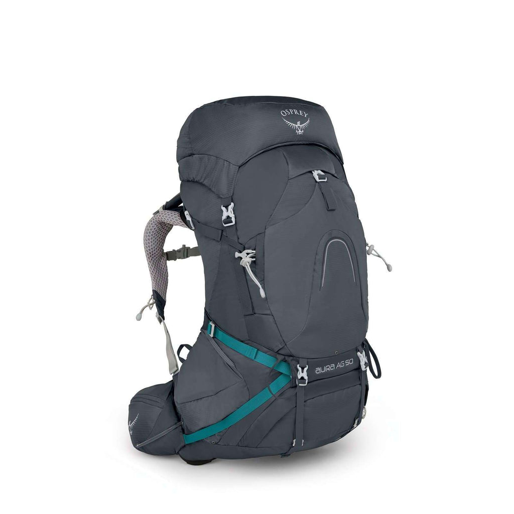 Osprey Womens Aura AG 50 Backpack,EQUIPMENTPACKSUP TO 50L,OSPREY PACKS,Gear Up For Outdoors,