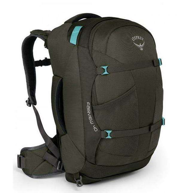 Osprey Womens Fairview 40 Travel Back Pack,EQUIPMENTPACKSUP TO 45L,OSPREY PACKS,Gear Up For Outdoors,