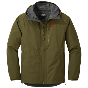 Outdoor Research Mens Foray Gore-TEX Jacket,MENSRAINWEARGORE JKT,OUTDOOR RESEARCH,Gear Up For Outdoors,