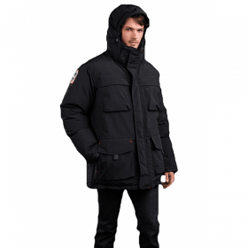 Outdoor Survival Canada Mens Akiak Parka,MENSDOWNWP REGULAR,OUTDOOR SURVIVAL CANADA,Gear Up For Outdoors,