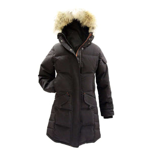 Outdoor Survival Canada Womens Siku Parka,WOMENSDOWNWP LONG,OUTDOOR SURVIVAL CANADA,Gear Up For Outdoors,