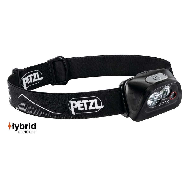 Petzl Actik Headlamp 350 Lumens Updated,EQUIPMENTLIGHTHEADLAMPS,PETZL,Gear Up For Outdoors,