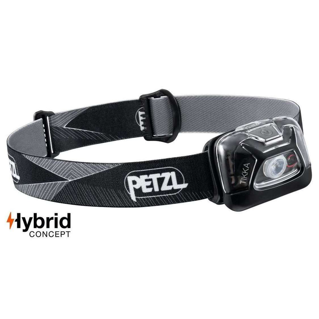 Petzl Tikka Classic Headlamp 300 Lumens Updated,EQUIPMENTLIGHTHEADLAMPS,PETZL,Gear Up For Outdoors,