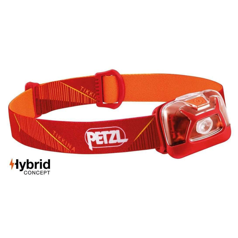 Petzl Tikkina Classic Headlamp 250 Lumens Updated,EQUIPMENTLIGHTHEADLAMPS,PETZL,Gear Up For Outdoors,