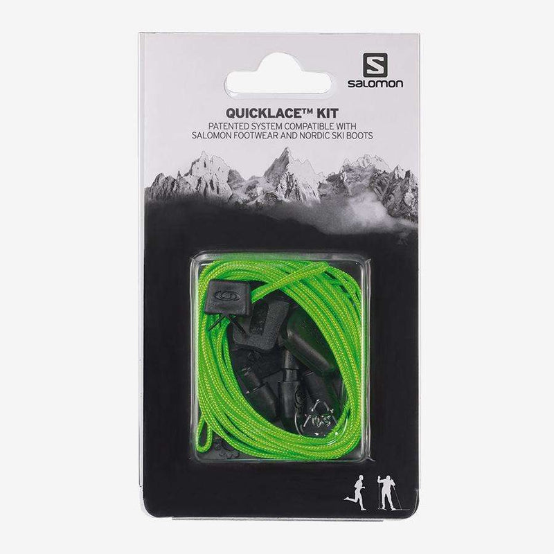 Salomon Quicklace Kit,MENSFOOTWEARACCESSORYS,SALOMON,Gear Up For Outdoors,