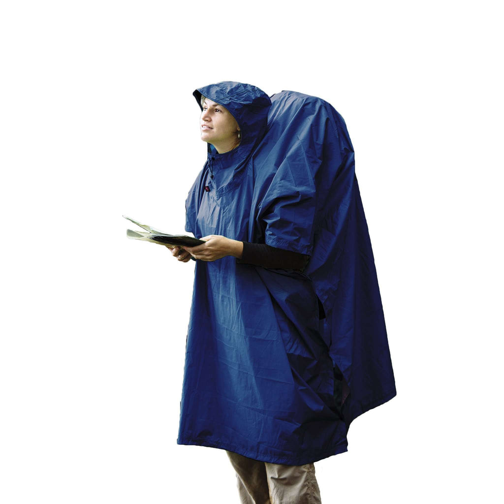 Sea to Summit Nylon Tarp Poncho,MENSRAINWEARNON BREATH,SEA TO SUMMIT,Gear Up For Outdoors,