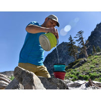 Sea to Summit X-MUG Flexible Mug,EQUIPMENTCOOKINGTABLEWARE,SEA TO SUMMIT,Gear Up For Outdoors,