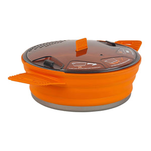 Sea to Summit X-POT - 1.4 Liters,EQUIPMENTCOOKINGPOTS PANS,SEA TO SUMMIT,Gear Up For Outdoors,