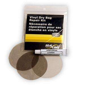SealLine Vinyl Dry Bag Repair Kit,EQUIPMENTSTORAGESOFT SIDED,SEALLINE,Gear Up For Outdoors,