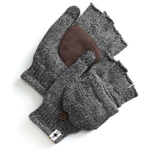 Smartwool Cozy Grip Flip Mitt,MENSMITTINSULATED,SMARTWOOL,Gear Up For Outdoors,