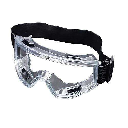FRONT LINE Ultra Full Facial Ventilated Safety Goggle Eye Protection,EQUIPMENTEYEWEARSPECIALIZE,FRONT LINE,Gear Up For Outdoors,