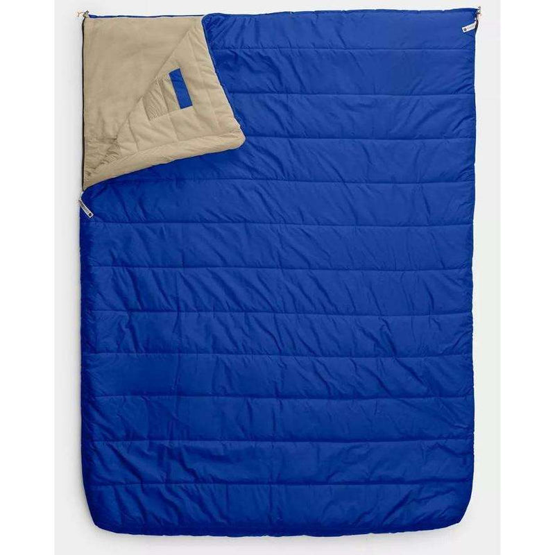The North Face ECO Trail Bed Double Sleeping Bag (20F/-7C),EQUIPMENTSLEEPING-7 TO -17,THE NORTH FACE,Gear Up For Outdoors,