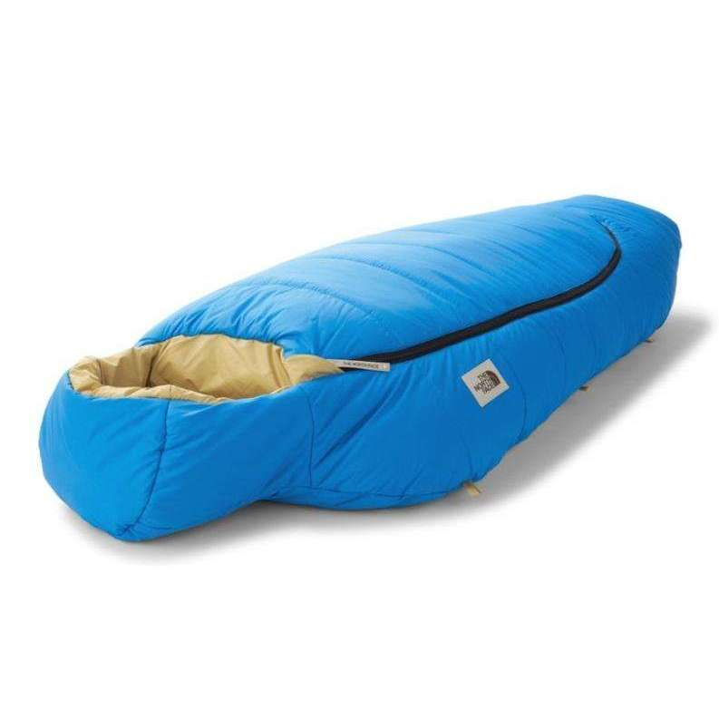 The North Face ECO Trail Synthetic 20 Youth Sleeping Bag (20F/-7C),EQUIPMENTSLEEPING-7 TO -17,THE NORTH FACE,Gear Up For Outdoors,