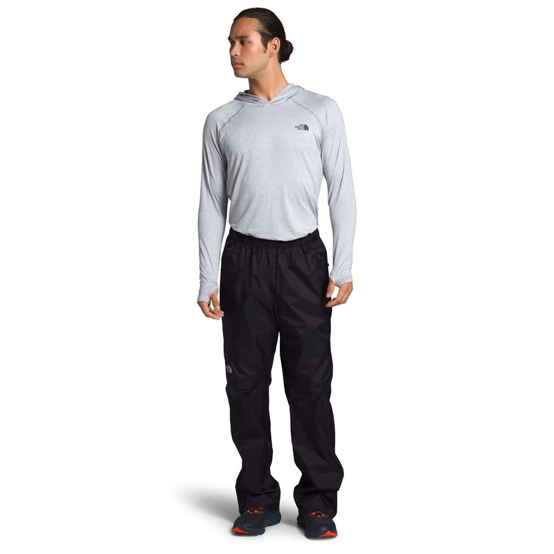 The North Face Mens Venture 2 Half Zip Rain Pant,MENSRAINWEARNGORE PANT,THE NORTH FACE,Gear Up For Outdoors,