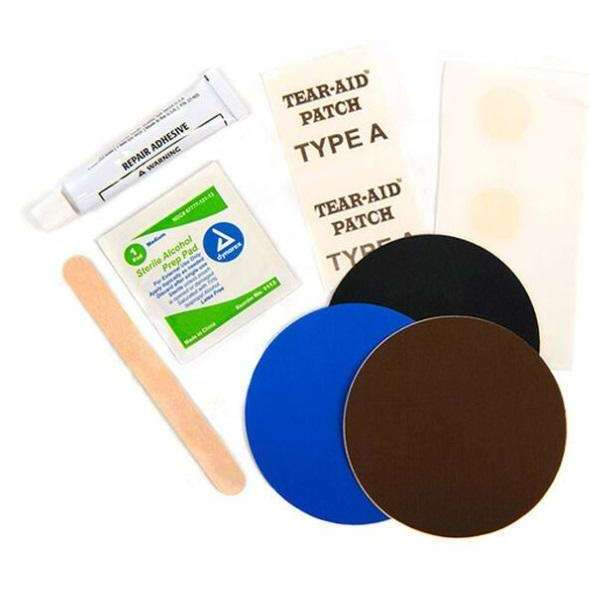 Therm-a-Rest Permanent Home Repair Kit,EQUIPMENTSLEEPINGACCESSORYS,THERM-A-REST,Gear Up For Outdoors,