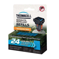Thermacell Backpacker Mat-Only Refill - 24 Hours,EQUIPMENTPREVENTIONBUG STUFF,THERMACELL,Gear Up For Outdoors,