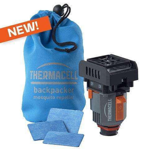 Thermacell Backpacker Mosquito Repeller,EQUIPMENTPREVENTIONBUG STUFF,THERMACELL,Gear Up For Outdoors,