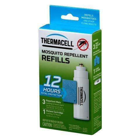 Thermacell Mosquito Repellent Refill - 12 Hour,EQUIPMENTPREVENTIONBUG STUFF,THERMACELL,Gear Up For Outdoors,