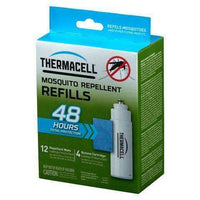 Thermacell Mosquito Repellent Refill - 48 Hour,EQUIPMENTPREVENTIONBUG STUFF,THERMACELL,Gear Up For Outdoors,