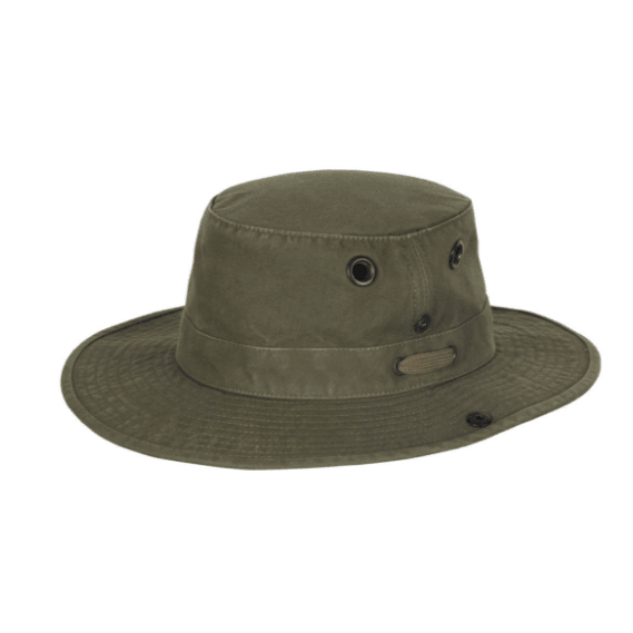 Tilley T3 Wanderer Cotton Hat,UNISEXHEADWEARWIDE BRIM,TILLEY,Gear Up For Outdoors,