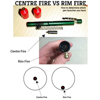 TruFlare Pen Launcher - Centre Fire,EQUIPMENTPREVENTIONFLRE WHSTL,TRUFLARE,Gear Up For Outdoors,