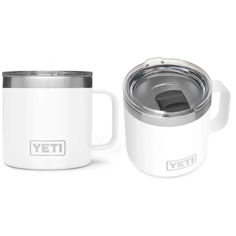 Yeti Rambler 14oz Mug with MagSlider Lid,EQUIPMENTHYDRATIONWATBLT IMT,YETI,Gear Up For Outdoors,