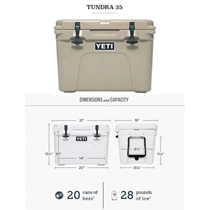Yeti Tundra Coolers,EQUIPMENTCOOKINGCOOLERS,YETI,Gear Up For Outdoors,