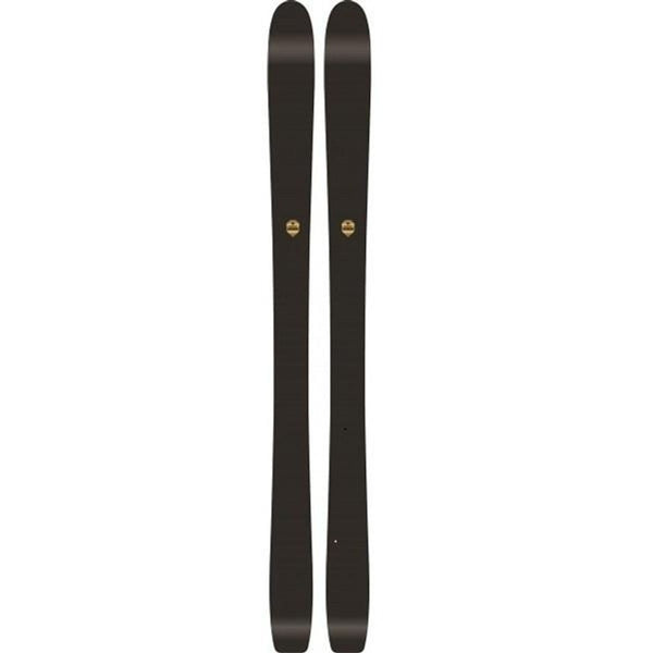 Carbon 95 lightweight Moonlight Skis from The Snow Department NZ