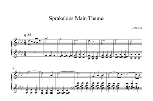 Sprakeloos Main Theme