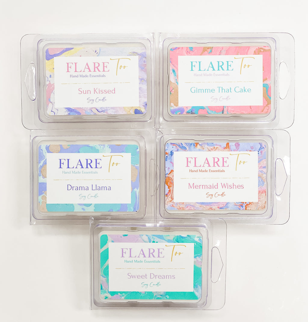 Flare Too Wax Melts