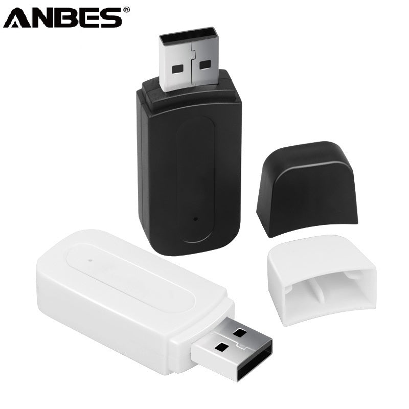 Bluetooth AUX USB Music Receiver Dongle Kit with Audio Cable