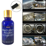 Headlights Oxidation Liquid Polish