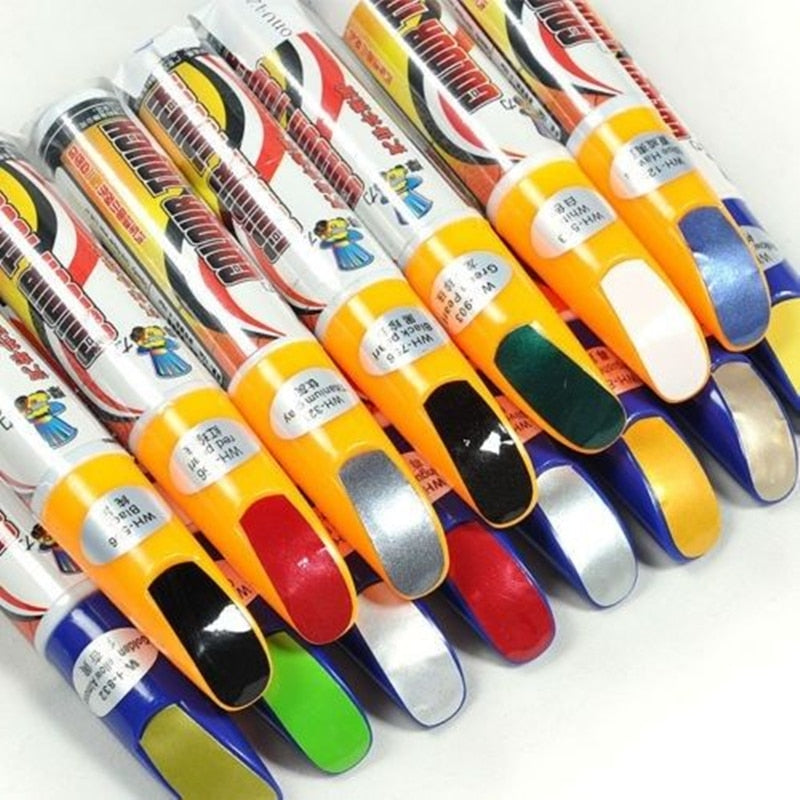 Car Scratch Repair Touch Up Paint Pen