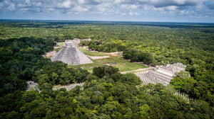 Mexico is a top destination for visiting Mayan ruins & archeological sites