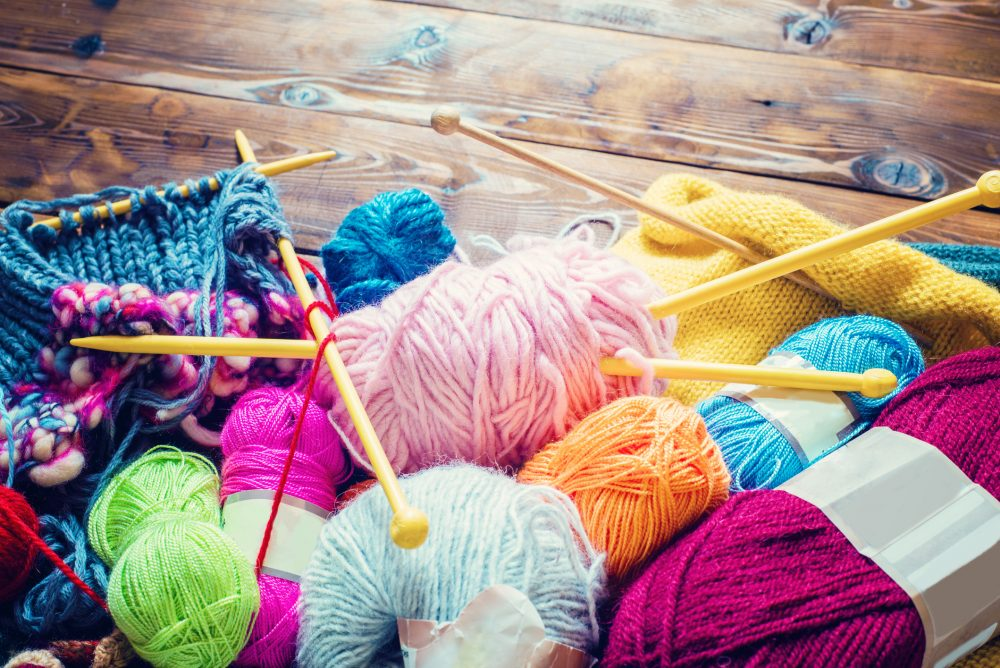 Knitting has long since decades ago been a thrilling craft for many