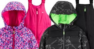 $120 Worth of Carter's & OshKosh B'Gosh Winter Outerwear Just $40 Shipped
