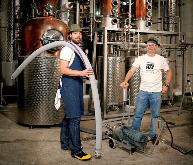 Maker of Green Hat Gin Is Acquired by One of the Country's Largest Spirit Suppliers