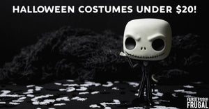 Fun Halloween Costumes Under 20 Dollars!