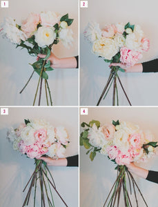 Luxury Silk Flower Bouquets