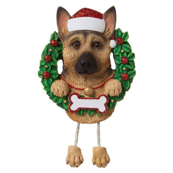 Tempting German Shepherd Ornaments